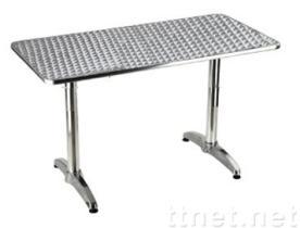 De Lijst van het aluminium