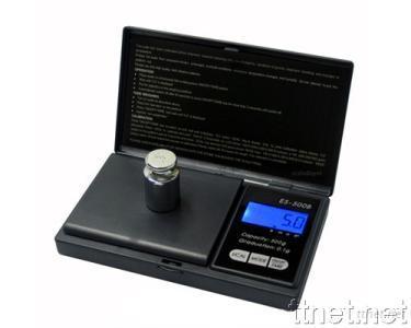 Digital Pocket Scale (Black Color)
