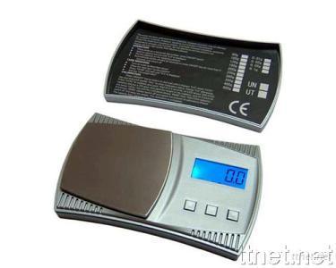 Pocket Scale, Digital Gram Scale