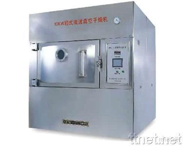 Microwave Vacuum Low Temperature Drying Equipment