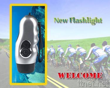 Dynamo Flashlight, Environment Flashlight
