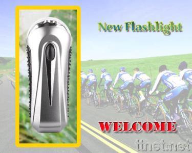 3 LED Wind Up Dynamo Flashlight
