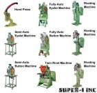 Eyelet Machine/Rivet Machine/Snap Fastening Machine