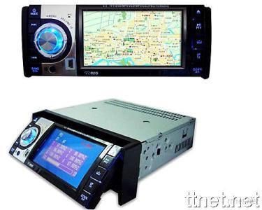 DVD/MP4/USB/SD Card with Monitor