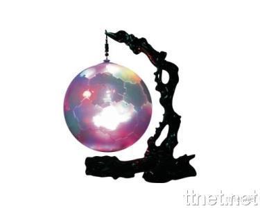 Suspending Jigsaw Puzzle Ball