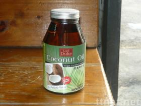 有機性バージンのココナッツ油