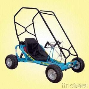 163cc Go kart with EPA/CE Approved with roll cage