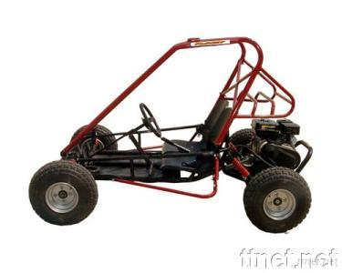 200cc Go Kart with EPA Approved Engine for Dual Riders