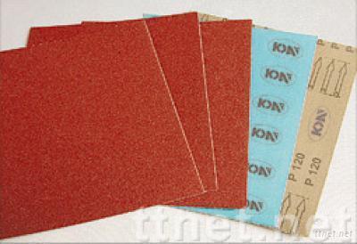 Aluminium Oxide Dry Sand Paper