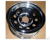 Chrome steel wheels of Chrome