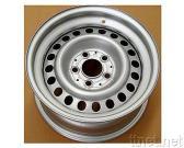 Chrome steel wheels for cars