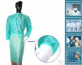 Non Woven Surgical Gown with Knitted Wrist