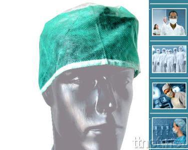 Non Woven Doctor Cap/Disposable Surgeon's/Nurse's Cap