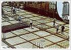 構造の金網か補強の網