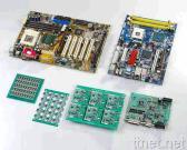 Verbraucher-elektronische Produkte, Doppelt-Seite PWB durch SMT und Versammlungs-Verfahren für OEM/ODM Aufträge