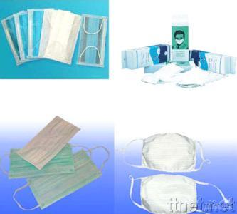 3-Ply Non-Woven Surgical Face Mask/Paper Mask