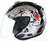 open face motorcycle helmet 808