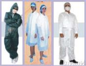 PVC Disposable Operation Gowns