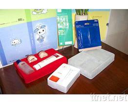 Pacchetto interno di plastica dei vassoi