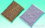 Fabric Sponge Scouring Pads