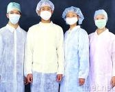 Non-woven Isolation/Surgical Gown/Coverall