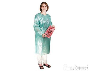 Polypropylene Isolation Gown/PP Isolation Gown