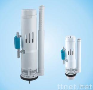 Tank flush valve