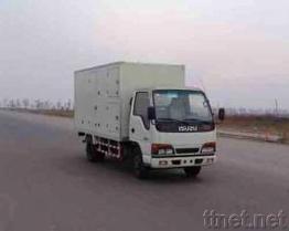 Bestelwagen-type de Vrachtwagen van de Macht