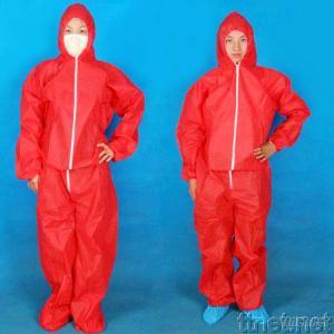 Protective Gown (Coverall)/Isolation Coat/Coverall