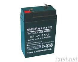 Batterie-und Batterie-Suchlicht
