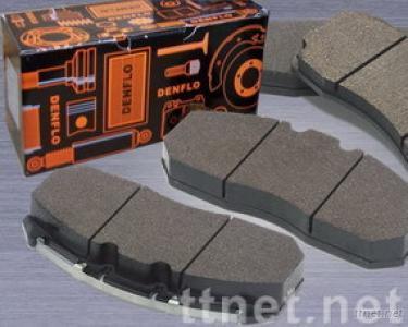 DENFLO disc brake pad