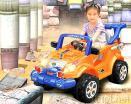 Motorized Children Car