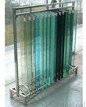 緩和されたガラス