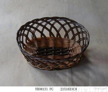 wicker basket, willow and rattan furniture