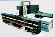 Large and high precision surface grinding machine