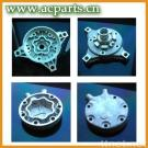 Auto compressor rear & front head
