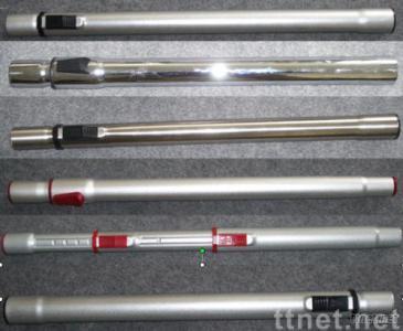 Vacuum Cleaner Telescopic Tubes Chrome  Aluminium Tubes