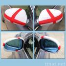 Car mirror flag, car mirror coat