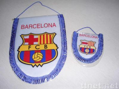 Mini Banners, Pennants Garlands & Badges