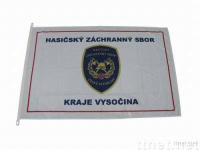 custom flag, national flag made of 120gsm knitted polyester