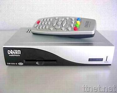Dreambox 500 Digital Satellite Receiver