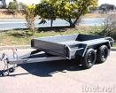Tandem Trailer Twin Axle Tailer