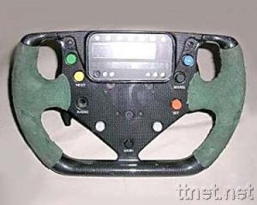Genuine Jaguar Formula Steering Wheel