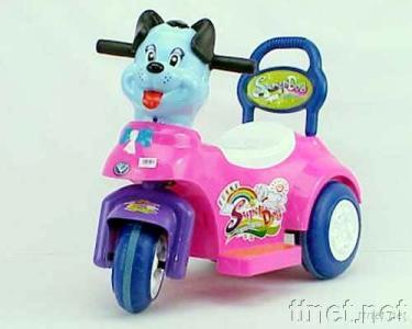 Electric Children Car