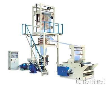 LDPE/HDPE/LLDPE Blown Film Extrusion Machine