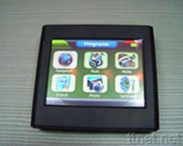 3.5 Inch GPS Voice Navigation