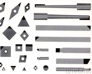 Diamond (PCD) /PCBN cutting tools & inserts and blades