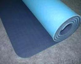 Bamboo Activated Carbon TPE Yoga Mat/Gel-free TPE Yoga Mat