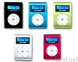 Shuffle MP3 Player with Display