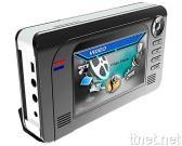 Giocatore del magnetoscopio MPEG-4 per sorveglianza mobile